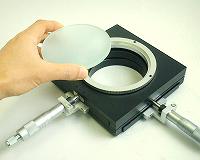 透過照明用応用ガラス板標準装備
