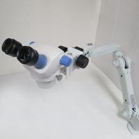 ズーム式実体顕微鏡(スムースアーム付粗動アングルタイプ)
