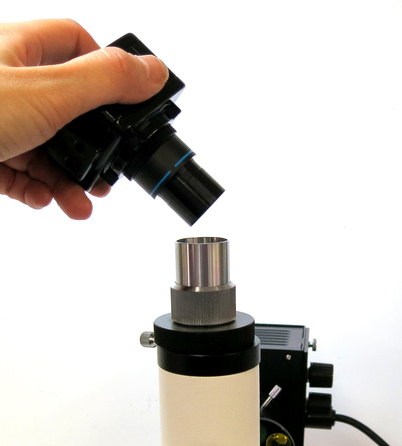 顕微鏡用USBカメラ
