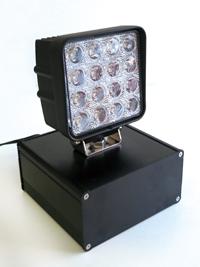 ハイスピードカメラ用照明