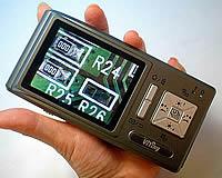 ポータブルデジタル顕微鏡