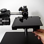 XYテーブル標準装備