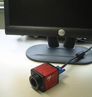 PCモニタダイレクトカメラ