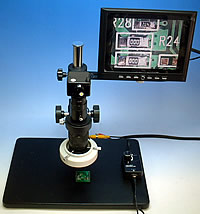 8.0インチ液晶モニタ