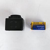 USBカメラサイズ