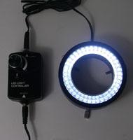 高輝度LED80灯リング照明-白