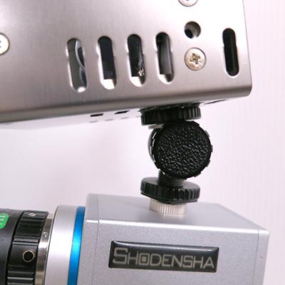 カメラ背面