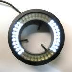 4分割LEDリング照明