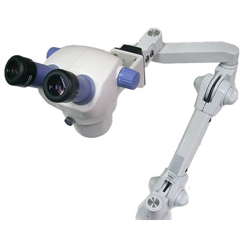 ズーム式実体顕微鏡 (スムースアーム付)