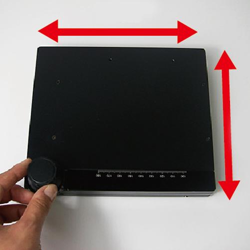 簡易XYテーブル 落射照明対応タイプ