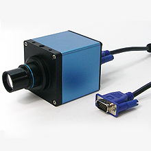顕微鏡用 PCモニタダイレクトカメラ 〈USBメモリスロットル付〉