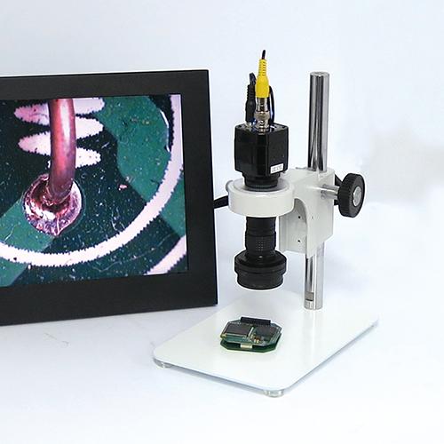 低価格ビデオマイクロスコープ