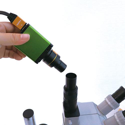 顕微鏡用カメラ
