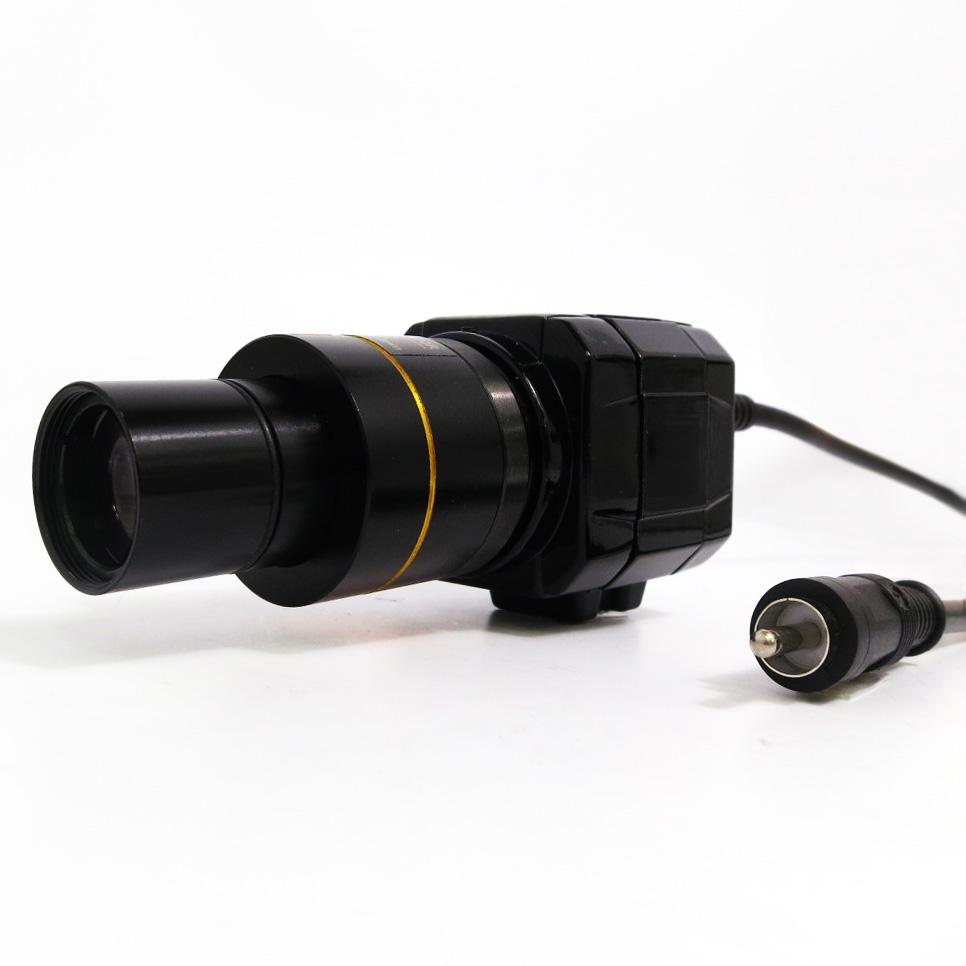 顕微鏡用ビデオカメラ