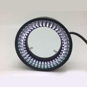 ローアングルLEDリング照明