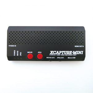 HDMIレコーダー X Capture MINI