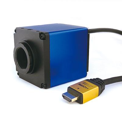 ハイブリッドハイビジョンカメラ(計測機能・描画機能付)
