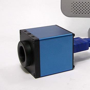 USBメモリスロットル付 PCモニタダイレクトカメラ