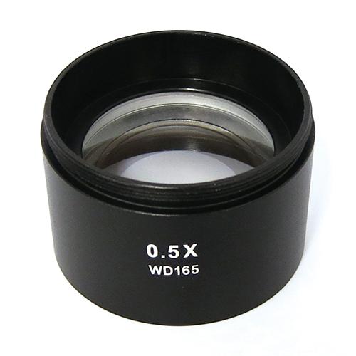 顕微鏡用補助レンズ