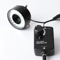 細径LEDリング照明