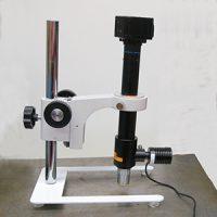 大きい金属の対象物を観察するためのマイクロスコープ