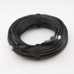 HDMI2.0ケーブル コネクタ脱着タイプ(TPUタイプ)
