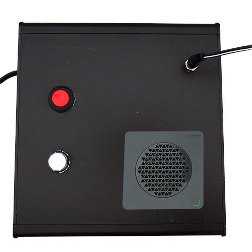 サーモグラフィー用音声出力装置